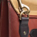 Filson Leather Brief Cognac photo- 7