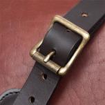 Filson Leather Brief Cognac photo- 6