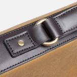 Filson Leather Brief Cognac photo- 5