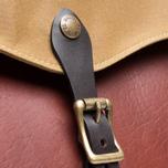 Filson Leather Brief Cognac photo- 4