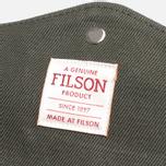 Filson Original Briefcase Otter Green photo- 9