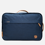 Сумка Fjallraven Numbers Briefpack No. 1 Navy фото- 0