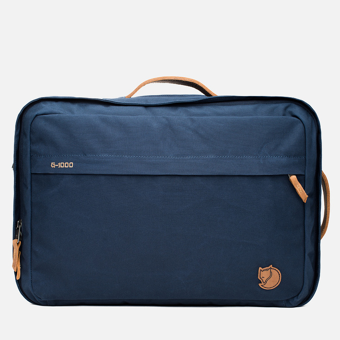 Сумка Fjallraven Numbers Briefpack No. 1 Navy
