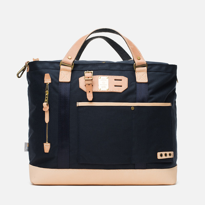 Master-Piece Surpass Shoulder Bag Navy