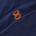 Nanamica Briefcase Bag Blue Gray/Navy/White photo- 10