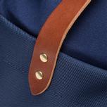 Nanamica Briefcase Bag Blue Gray/Navy/White photo- 8