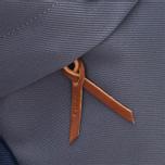 Nanamica Briefcase Bag Blue Gray/Navy/White photo- 6