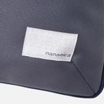 Nanamica Briefcase Bag Blue Gray/Navy/White photo- 5