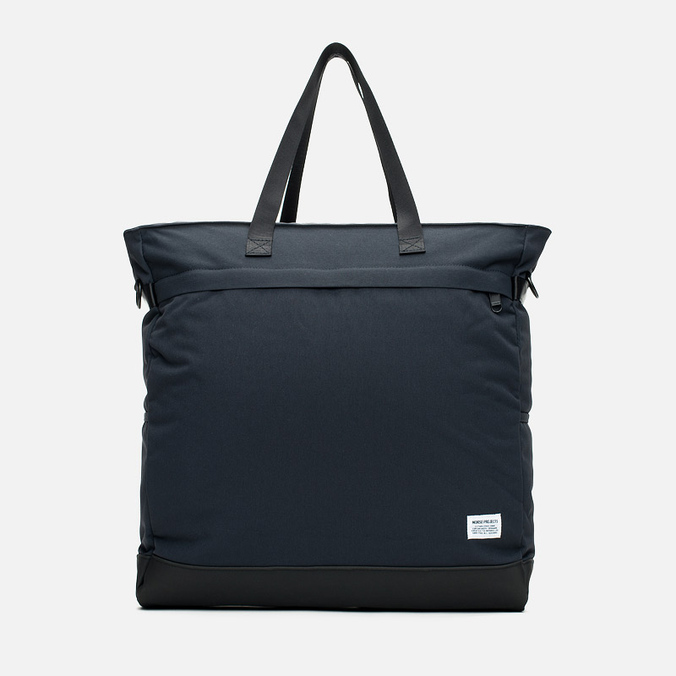 Norse Projects Aksel Porter Nylon Bag Black