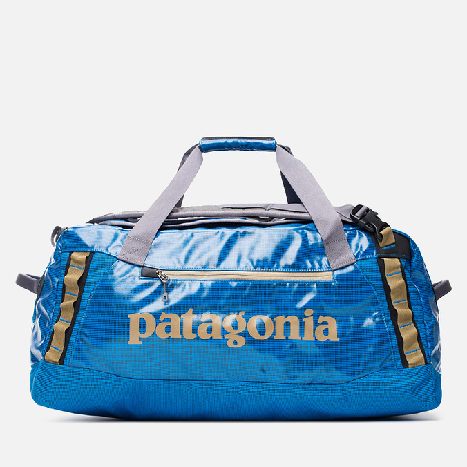 Patagonia Black Hole Duffel 60L Travel Bag Andes Blue