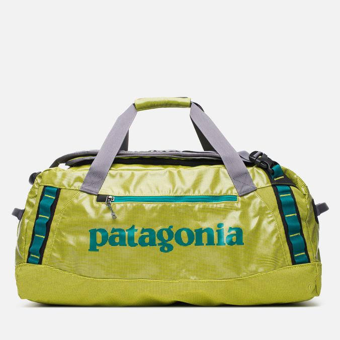 Дорожная сумка Patagonia Black Hole Duffel 60L Chartreuse