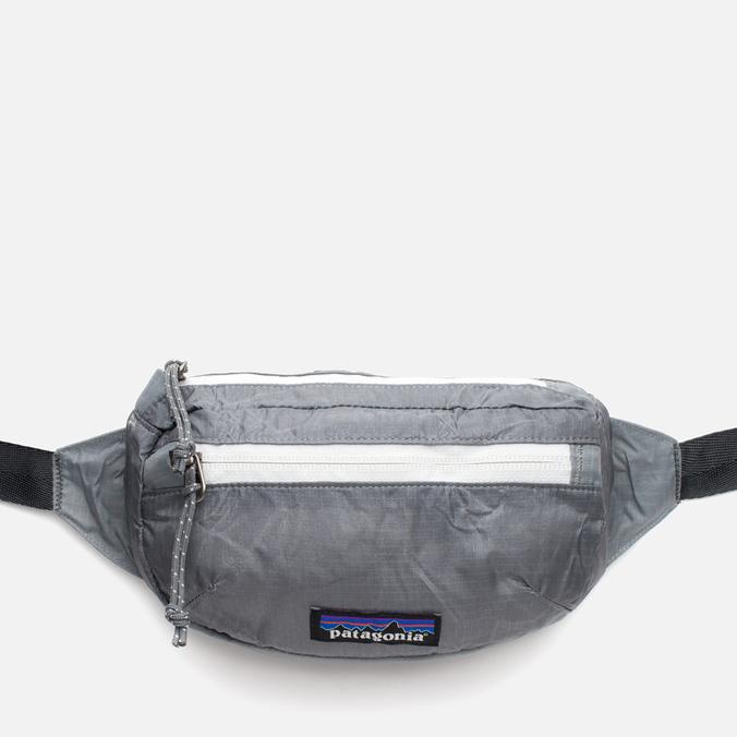 Patagonia Lightweight Travel Mini Hip Bag Feather Grey