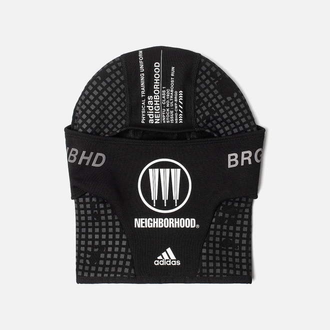 Балаклава adidas Performance x Neighborhood Black