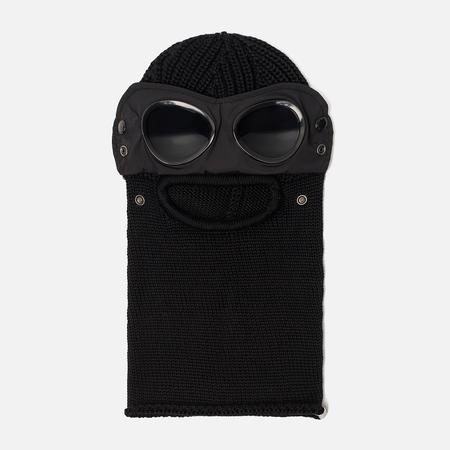 Балаклава C.P. Company Merino Wool Goggle Black