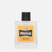 Бальзам для бороды Proraso Wood & Spice 100ml фото- 0