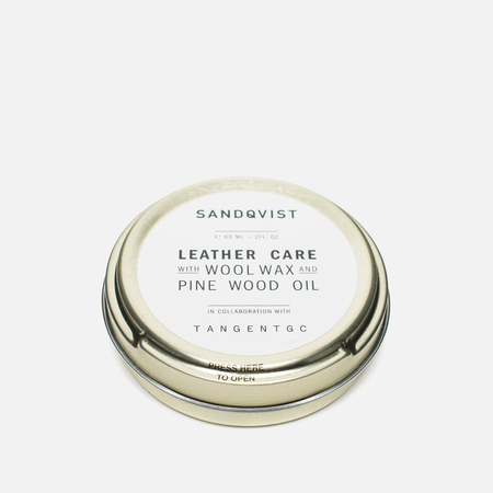 Бальзам для кожи Sandqvist x Tangent GC Leather Care 60ml