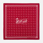 The Hill-Side Souvenir Classic Logo bandana Red photo- 1