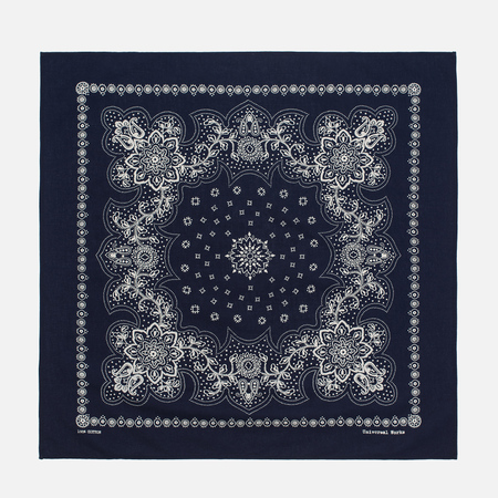 Бандана Universal Works Neckerchief Classic Navy