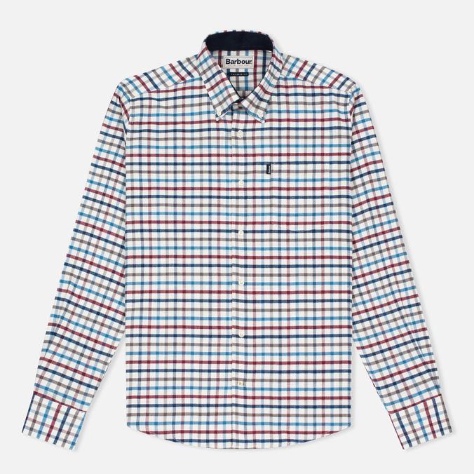 Мужская рубашка Barbour Albert Crimson