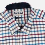 Barbour Albert Men's Shirt Crimson photo- 1