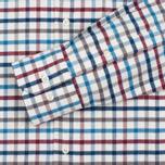 Barbour Albert Men's Shirt Crimson photo- 2