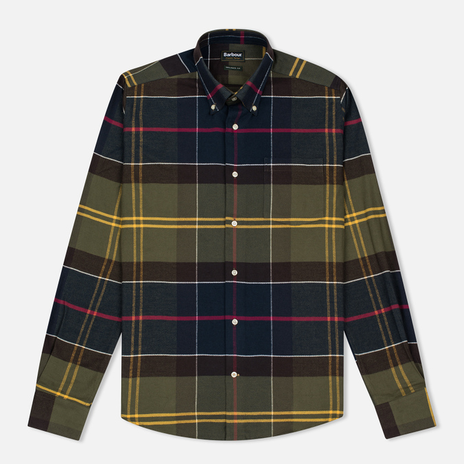 Мужская рубашка Barbour Rannoch Classic Tartan