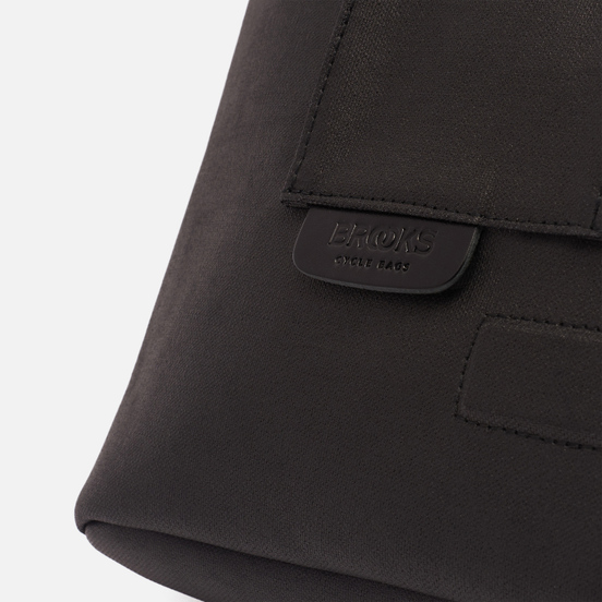 Сумка Brooks England Barbican Cotton Canvas Black