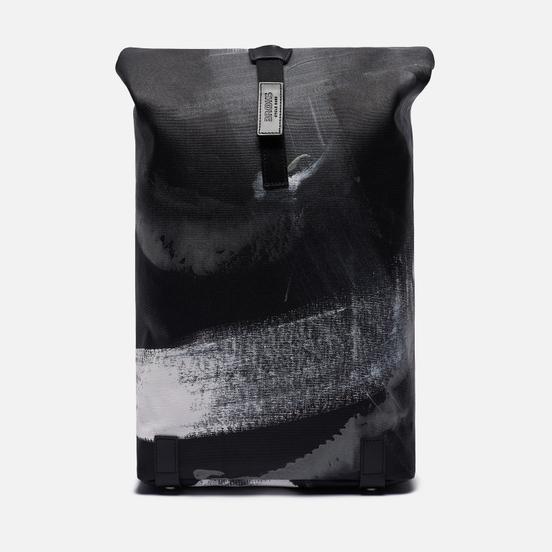 Рюкзак Brooks England Pickwick Cotton Canvas Paint Large Black
