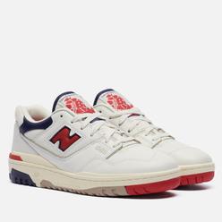 Мужские кроссовки New Balance x Aime Leon Dore 550 White/Navy/Red