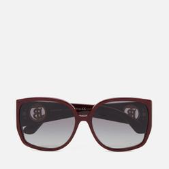 Солнцезащитные очки Burberry BE4290 Bordeaux/Grey Gradient