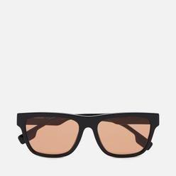 Солнцезащитные очки Burberry BE4293 Black/Dark Orange