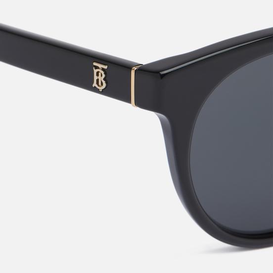 Солнцезащитные очки Burberry Amelia Black/Grey