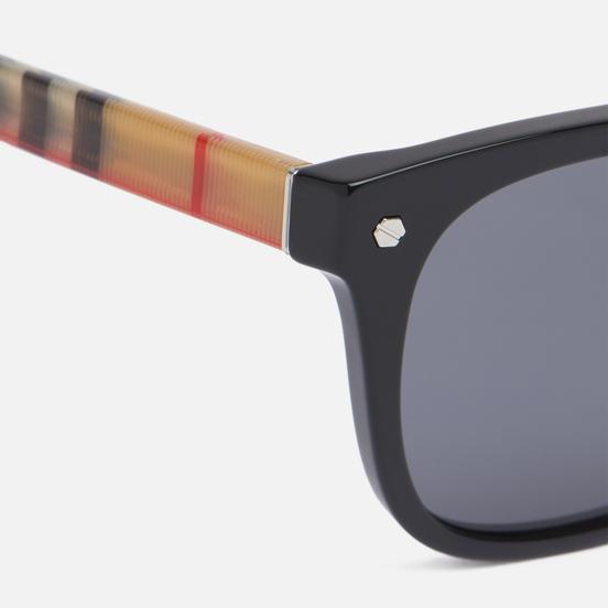 Солнцезащитные очки Burberry Ellis Polarized Black/Polar Grey