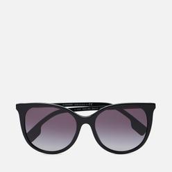Солнцезащитные очки Burberry Alice Black/Grey Gradient