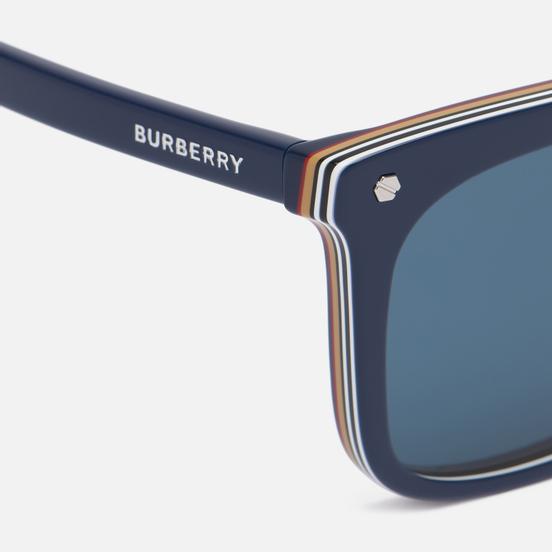 Солнцезащитные очки Burberry Carnaby Blue/Dark Grey
