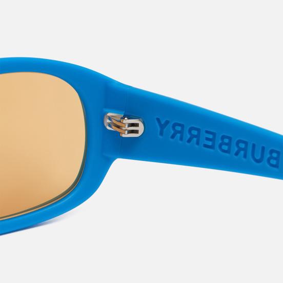Солнцезащитные очки Burberry Milton Blue/Orange
