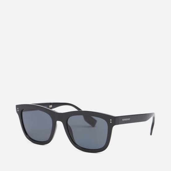 Солнцезащитные очки Burberry Miller Polarized Black/Dark Grey Polar
