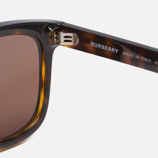 Солнцезащитные очки Burberry Miller Dark Havana/Dark Brown