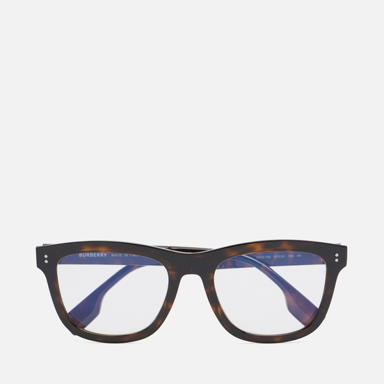 Солнцезащитные очки Burberry Miller Dark Havana/Lear Blue Light Filter