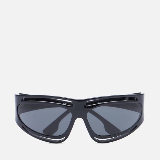 Солнцезащитные очки Burberry Eliot Black/Dark Grey