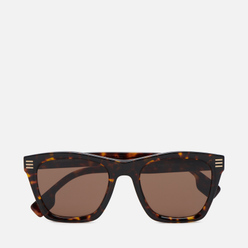 Солнцезащитные очки Burberry Cooper Dark Havana/Dark Brown