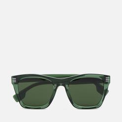 Солнцезащитные очки Burberry Cooper Green/Dark Green