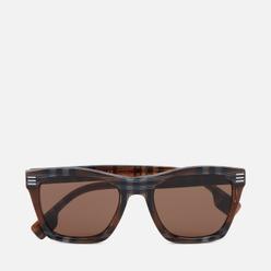 Солнцезащитные очки Burberry Cooper Brown Check/Dark Brown