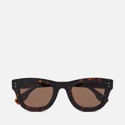 Солнцезащитные очки Burberry Sidney Dark Havana/Dark Brown