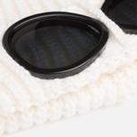 Детская шапка C.P. Company U16 Goggle Hat White фото- 1