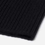 Шапка Lacoste Beanie Black фото- 2