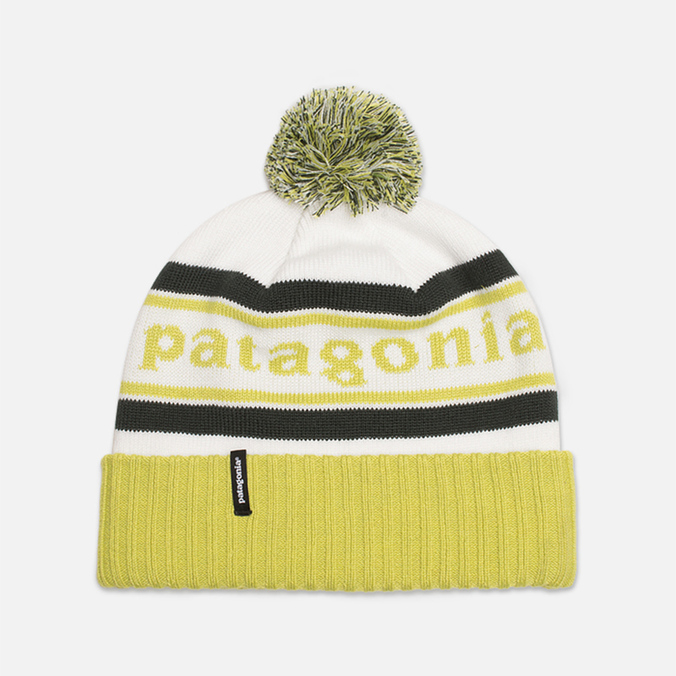 Шапка Patagonia Powder Town Park Stripe Birch