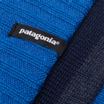 Шапка Patagonia Powder Town Park Stripe Blue фото- 2