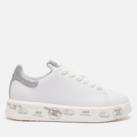 Женские кроссовки Premiata Belle 4903 White