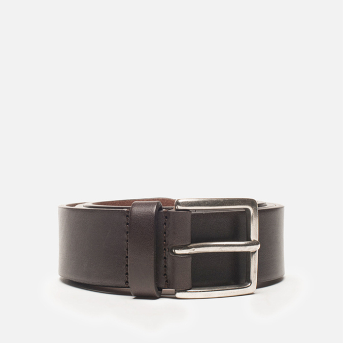 Ремень Anderson's Classic Calf Leather Dark Brown